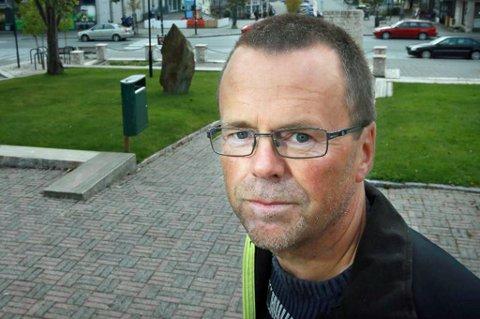 SMITTET: Geir Sandbakk ha vært HIV-smitted i 10 år etter Brasiltur. (Foto: Tom Melby)