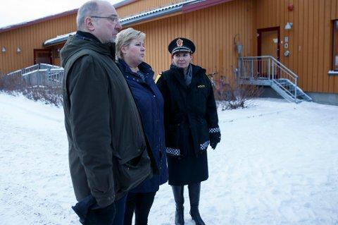 g-punktet Kirkenes