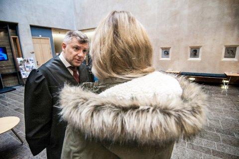 barn fly alene Tromsø