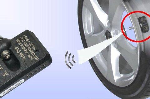 Dekktrykks-sensor ble påbud på alle nye biler i fjor. Disse går på batteri, og batterier har som kjent den egenskapen at de må byttes av og til.