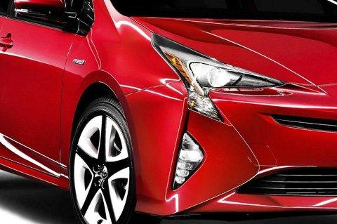 Toyota gjør seg klare til å rulle inn en helt ny generasjon av hybrid-pioneren Prius, den fjerde i rekken.