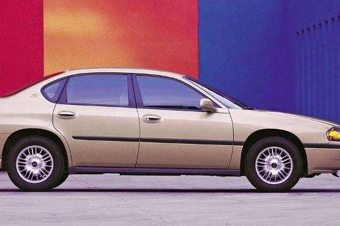 1,4 millioner er berørt av den siste tilbakekallings-kampanjen fra General Motors. Chevrolet Impala er blant dem.