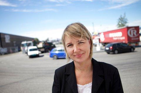 Vi har nådd fram ved å vise til løsninger, sier kommunikasjonssjef Inger Elisabeth Sagedal i NAF.