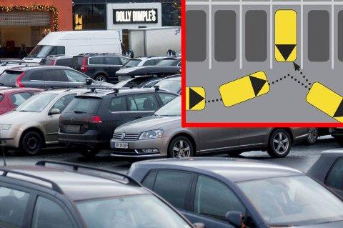 Bulkeskader på parkeringsplasser er det mye av i disse dager. Men du kan enkelt redusere risikoen for dette.
