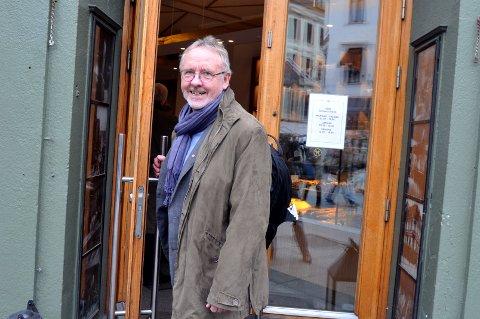 Mandag stenger Anders Folkestad døra som Unio-leder.