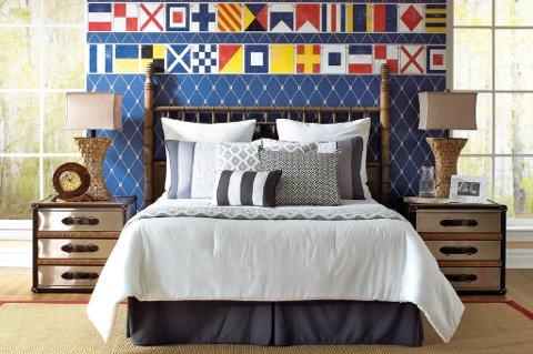 Soverommet er virkelig stedet for å la personligheten skinne gjennom.