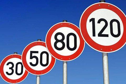 En forsker mener nå at høyere hastigheter langs våre veier faktisk kan redde liv.