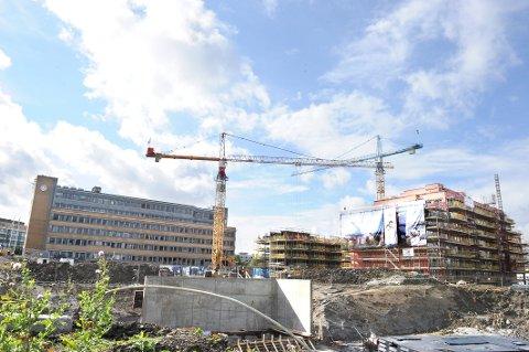 Det bygges altfor få nye boliger i Norge, og særlig i Oslo, mener Boligprodusentenes Forening.