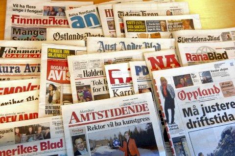 Avisene i Amedia-konsernet kan få nye eiere.