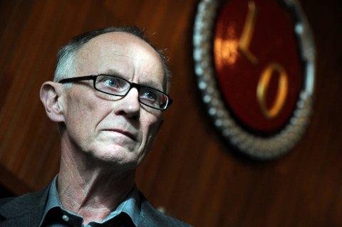 LO-økonom Stein Reegård mener skattekutt blir feil medisin.
