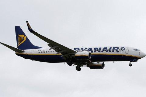 Ryanair er ett av flyselskapene som kan tenke seg å innføre ståplasser på sine flyreiser.
