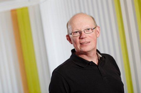 Arkitekt og seniorrådgiver Anders Kirkhus i SINTEF Byggforsk.