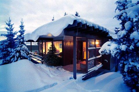 Står hytta tom i vinter- eller påskeferien, kan du leie den ut for 10.000 skattefrie kroner.