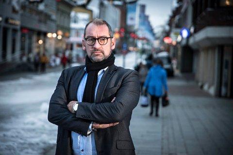 SKREV RAPPORTEN: Pål Christian Bergstrøm, regiondirektør Bufetat Nord.