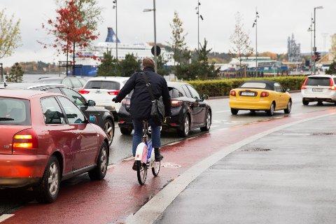 Enda en tulleskatt, mener LO Stat om skatt på kjøregodtgjørelse.