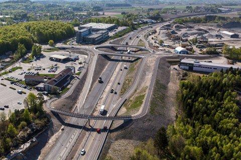 Det er enorme summer som går med til å bygge ut norske veier.