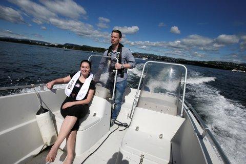 Hittil er det få som er bøtelagt for manglende bruk av redningsvest i fritidsbåter.