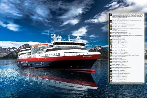 Hurtigrutens navnekonkurranse for selskapets nye ekspedisjonsskip, er avsluttet. Nesten 15.000 forslag kom inn.