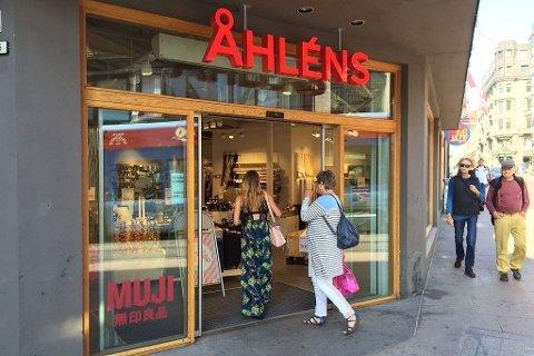 Denne butikken i Oslo legges ned allerede denne uken.
