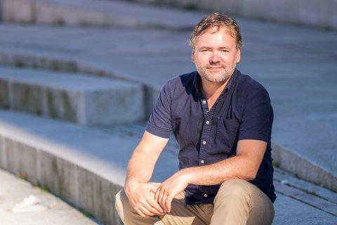 Knut Aarbakke er leder i Akademikerne.