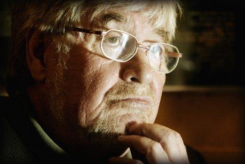 KJEMPE: Ivan Kristoffersen er en kjempe i Nordlys-historien. Her er han fotografert i 2002.