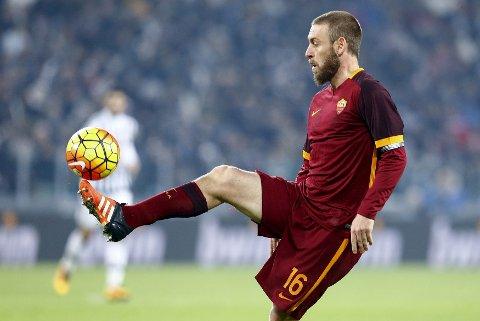 Vår oddstipper tror at Roma og Daniele De Rossi må bite i gresset i onsdagens kamp mot Real Madrid.