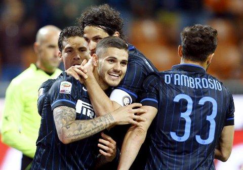 Vår oddstipper har latt seg imponere av Inter og Icardi denne sesongen. De er ubeseiret så langt i den italienske serien, og virker å kunne bli en utforderer til seriegullet.