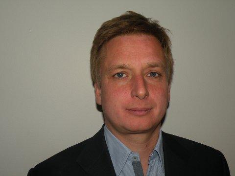 Administrerende direktør Finn Erik Arctander i Telinet Energi. (Foto: Pressebilde/ANB)