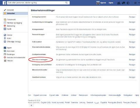 avslutte facebook konto hva er klitoris