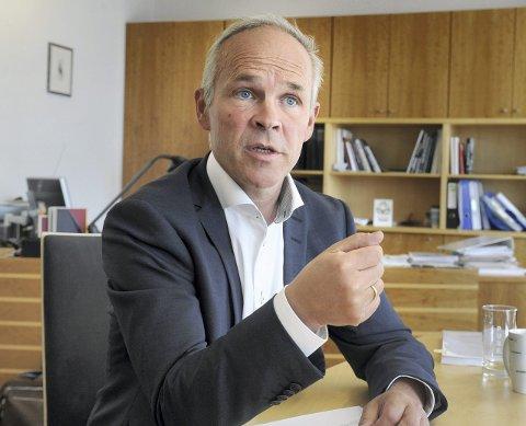 – Folk kan bygge mer uten å søke, lover kommunal- og moderniseringsminister Jan Tore Sanner.