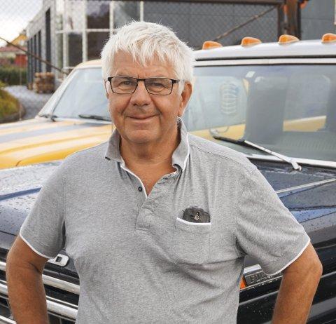 Tilbake: Kjell Ruud er tilbake som daglig leder hos Anker Bil.