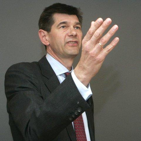 Administrerende direktør Kai Henriksen i Vinmonopolet.