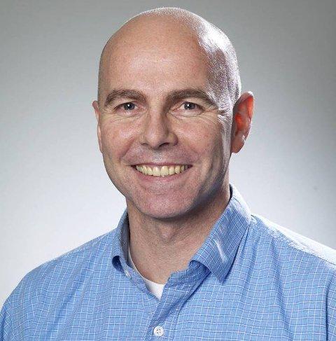 Kjedeleder Raymond Myrland i Mesterhus.