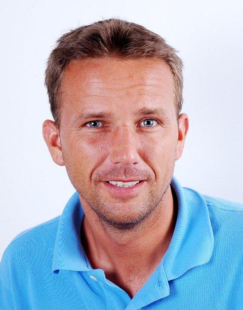 Arvid Steen er pressetalsmann i Tryg Forsikring.