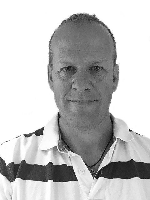 Teknisk ansvarlig Øyvind Langelandsvik i RBI Interiør.
