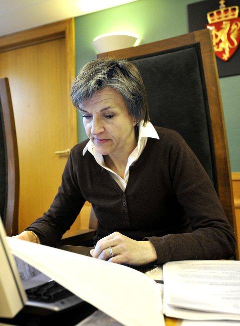 Får løse inn: Tingrettsdommer Tina Bergstrøm setter prisen på hyttetomten til 280.000 kroner.                                                                                                                                                                                           Arkivfoto: trond thorvaldsen