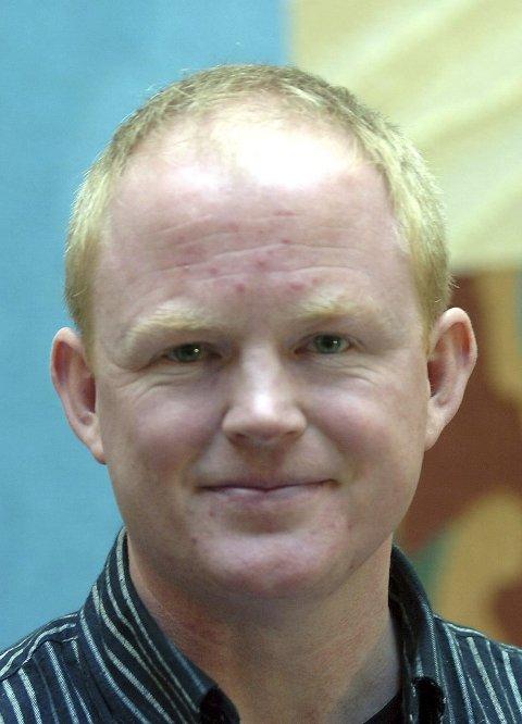 LEDER: Lars Haltbrekken er leder i Norges Naturvernforbund.