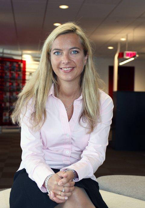 Marianne Frønsdal er forbrukerøkonom i Sparebanken Vest.