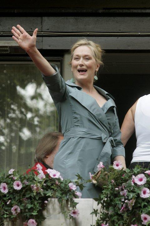 HOLLYWOOD-STJERNE: Introverten Meryl Streep er en av verdens mest suksessrike og bejublede skuespillere.