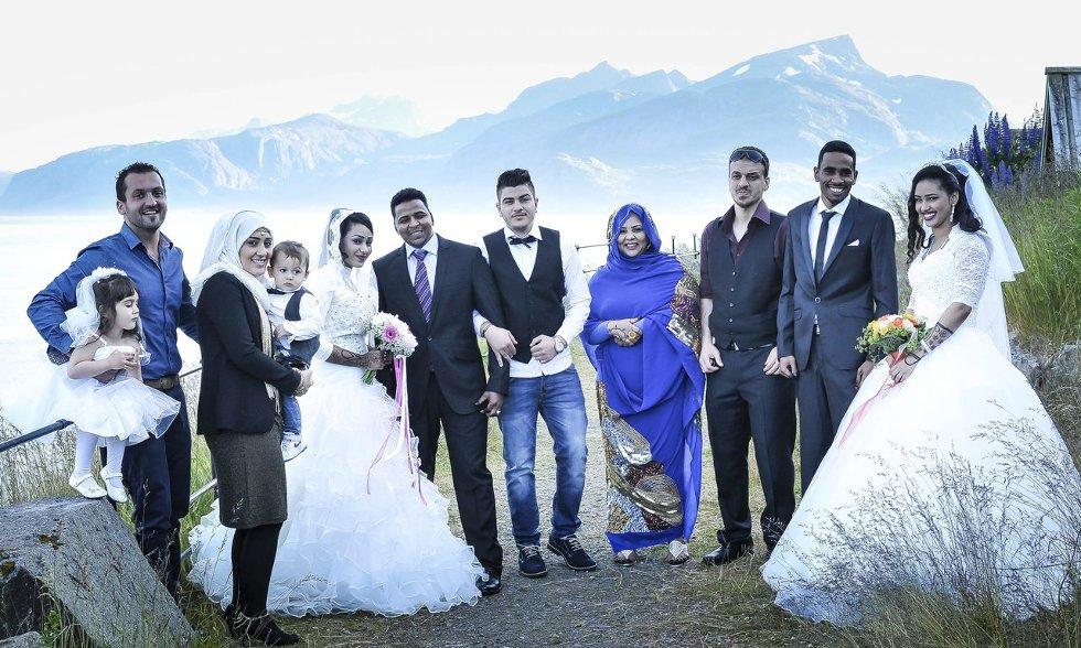 bryllupsreise hellas Svolvær