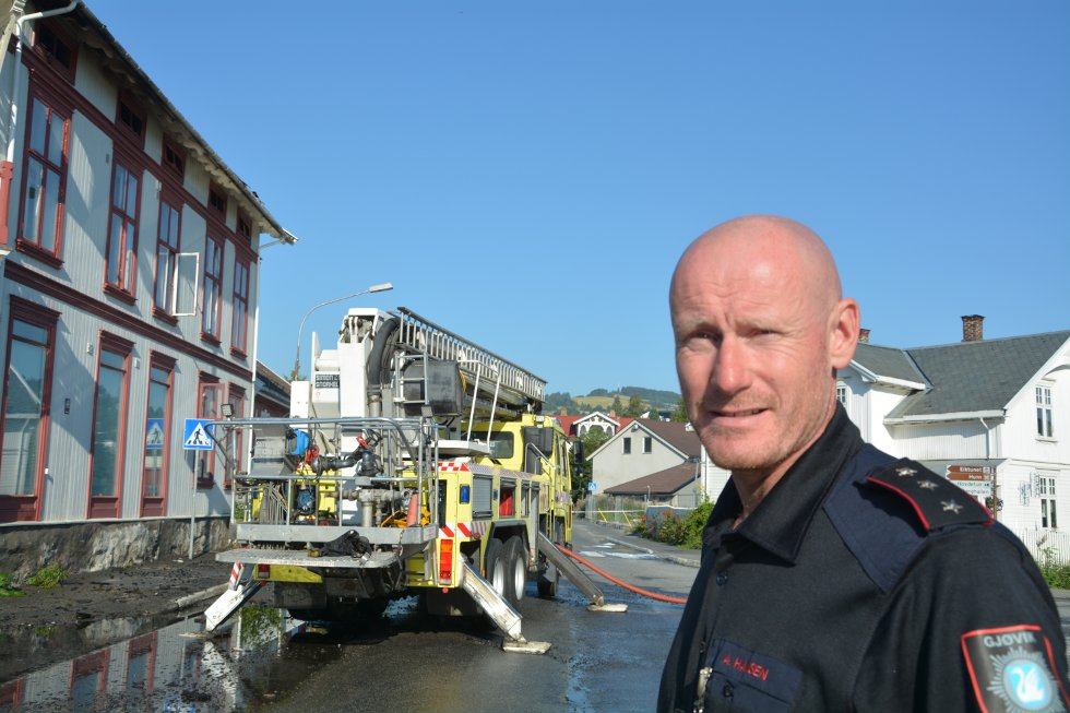 Emergency Director Anders Hansen