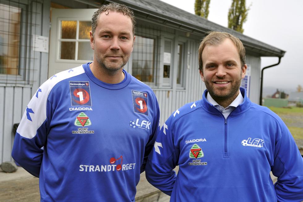 Morten Kristiansen - manager og sportslig leder