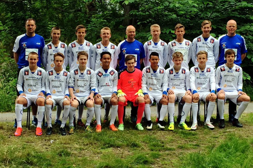 LFK G99-1 i Gothia Cup 2015