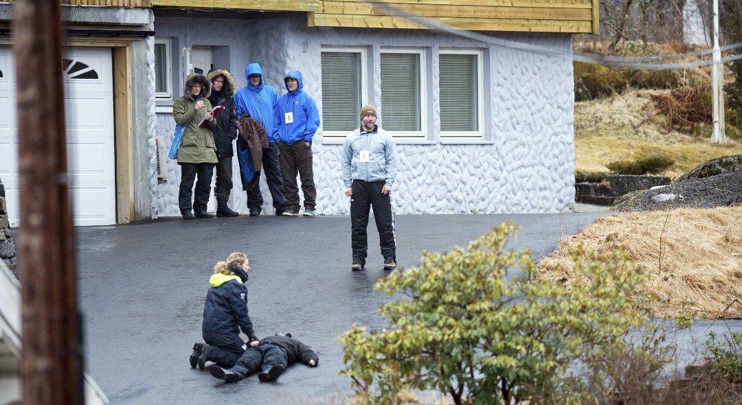 Bergensavisen - Drapstiltalt: – Jeg ble engstelig og redd, og gikk ...