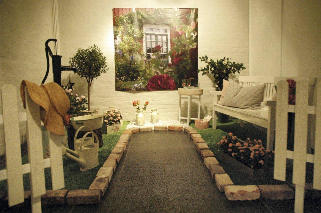 Ringerikes blad   hage inspirasjon på hg