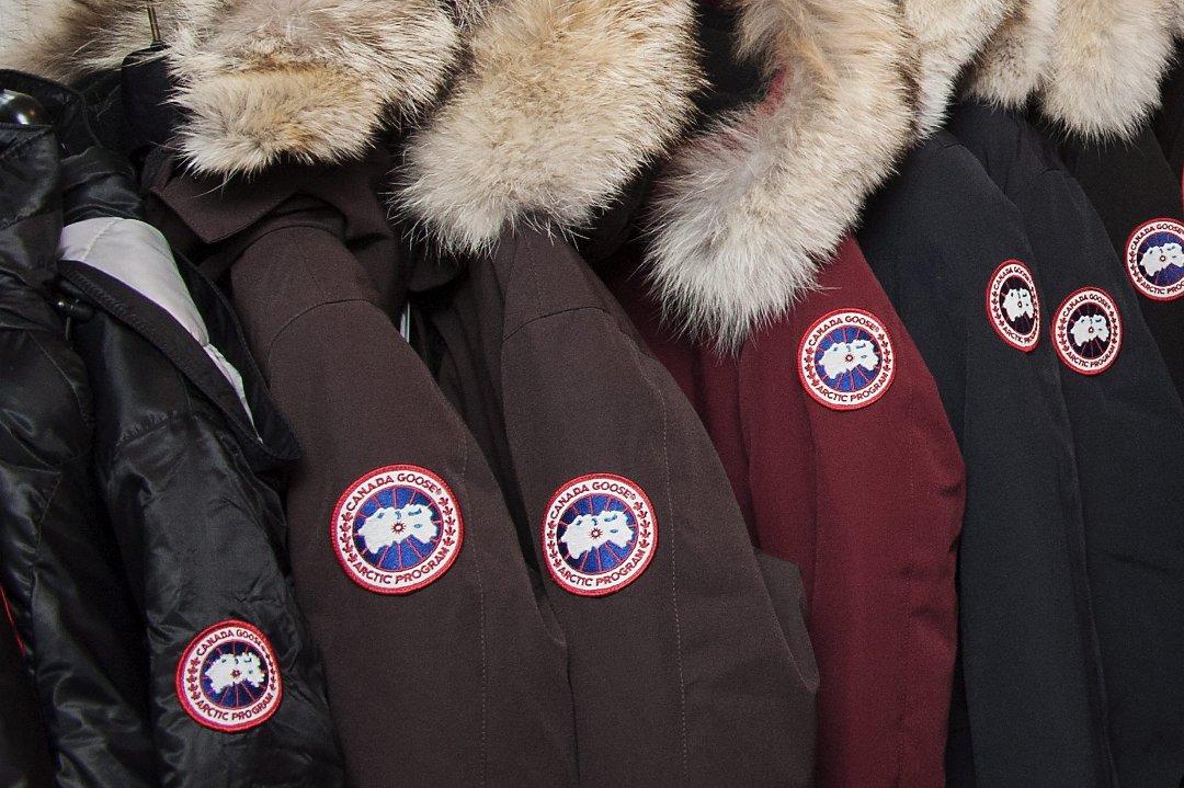 canada goose jakke dyremishandling