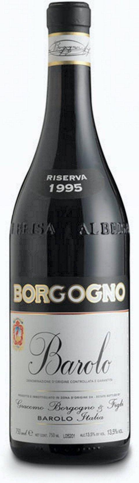 Borgnos Barolo Rødvin