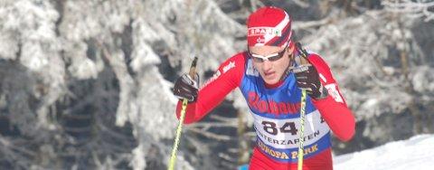 Finn Hågen Krogh tok fredag sin første VM-medalje i langrenn da han ble nummer tre på 20 kilometer med skibytte under junior-VM på ski i tyske Hinterzarten.