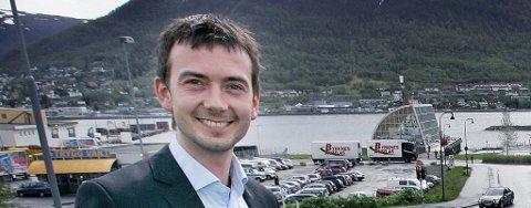 SIER NEI: Oslo-OL koster langt mer enn det smaker, sier Kent Gudmundsen (H).