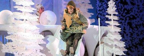 Kjersti Botn Sandal har hovedrollen som Sonja.